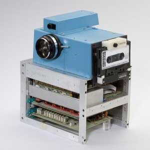 Erste Digitalkamera